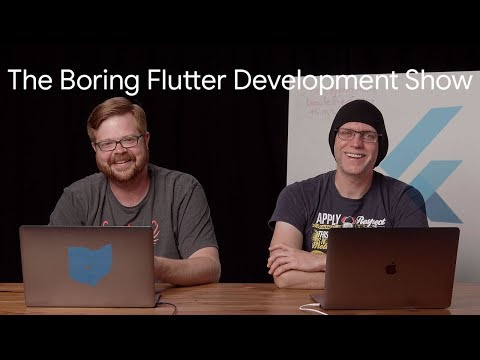 Packages and Plugins (The Boring Flutter Development Show, Ep  6)