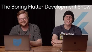 Packages and Plugins - The Boring Flutter Development Show, Ep. 6