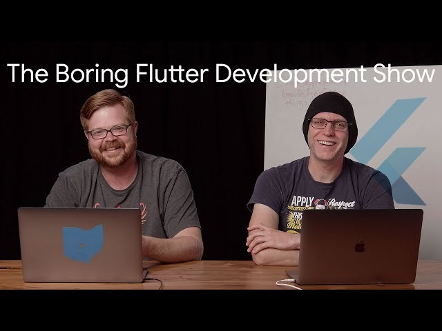 Packages and Plugins (The Boring Flutter Development Show, Ep. 6)