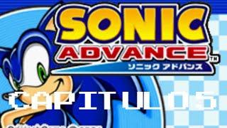 odio a los pulpos espaciales | sonic advance | capitulo 5
