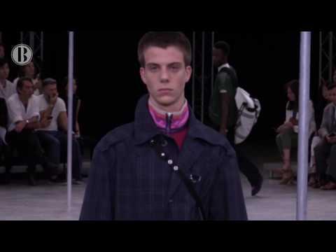 Moda | Lanvin y su dulce introducción al caos en la Semana de la Moda masculina