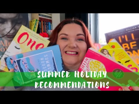 Summer Holiday Recommendations | Lauren and the Books