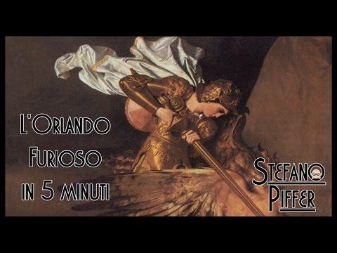 L'Orlando Furioso di Ludovico Ariosto in cinque minuti