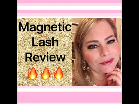 Best Magnetic Lashes! Ardell Magnetic Eyeliner Lash Review thumbnail