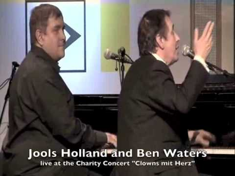 "Ben Waters Band featuring Jools Holland - ""All Right, O.K You Win"""