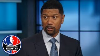 Jalen Rose: People who dislike superteams should be fans of these two stars | NBA Countdown | ESPN