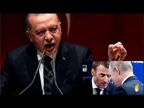 Эрдоган осадил Макрона и посоветовал проверить мозг
