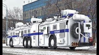 10 Asombrosos Vehículos Rusos Empleados en el Ártico