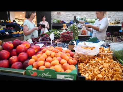 Tallinn 2017 Travel Video
