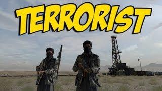 ARMA 2 Takistan Life - Terrorist