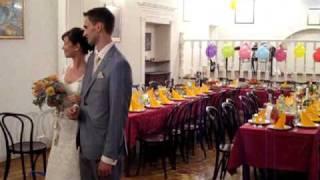 Свадьба Ани и Юры, голубая ленточка (10)