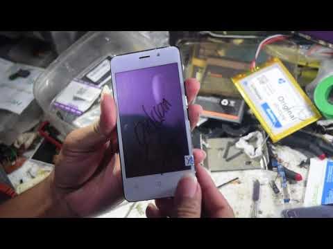 Ganti touchscreen Advan S40 yang pecah
