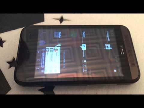 Odebraní aplikací - HTC Desire 200