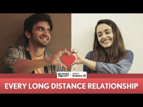 Nice things to do in a long distance relationship