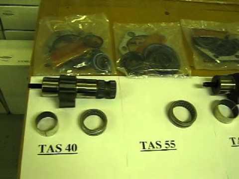 Trw Original Parts Seal Kit Bearing Bushing Sesctor Shafts