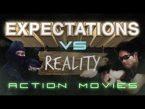 Thumbnail: Expectations vs. Reality: Action Movies