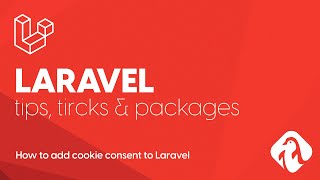 How to add cookie consent in Laravel