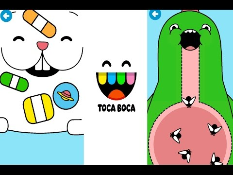 Toca Boca Pet Doctor - Take Care Of Animals - Beautiful Fun Games for Baby and Kids