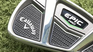 Callaway Epic Pro Iron Review