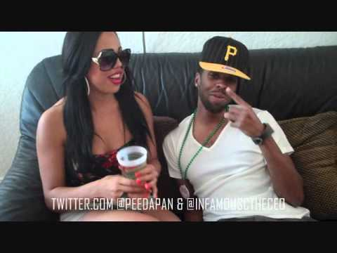 #BGC JUDI JAI FREESTYLE w/ PEEDA PAN IN MIAMI - YouTube