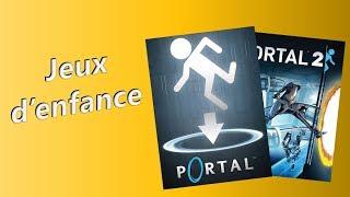 Portal & Portal 2 - Jeux d'enfance #2