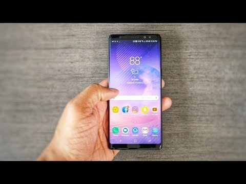 Galaxy Note 8 Review! - Best All-Around Phone?