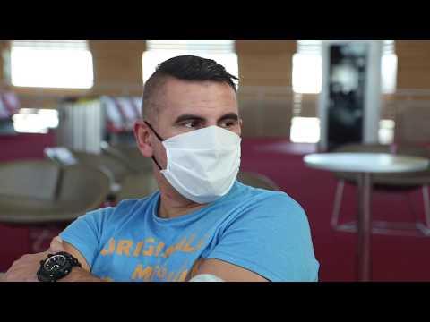 Les mesures sanitaires dans nos aéroports : ce qu'en pensent les passagers