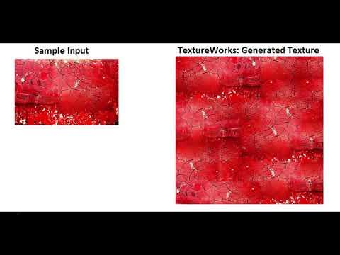 TextureWorks: Texture Generator