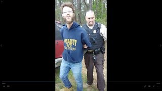 Sovereign Citizens get arrested during traffic stop