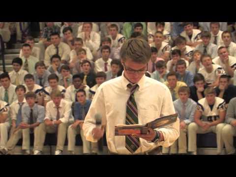 10 Minutes of Smoking - Catholic High School for Boys
