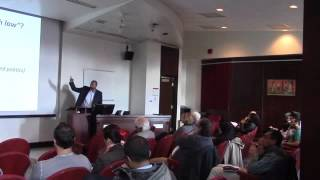 Jasser Auda-Shariah is Islamic Ethics-Carleton Centre for the Study of Islam-Lecture 1-Oct.  2015