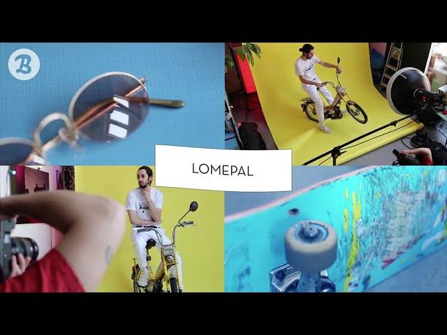 L'interview nouvelle vague de Lomepal