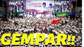 Beda Kampanye Terbuka Jokowi - Ma'ruf dan Prabowo - Sandiaga