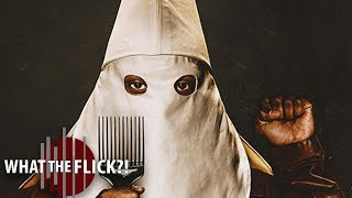 REVIEW: Spike Lee's 'BlacKkKlansman'