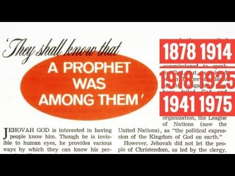 Exposing False Prophecies of Watchtower Organization
