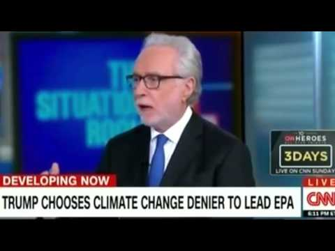 TRUMP PICKS EPA CRITIC TO LEAD THE AGENCY