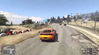 【GTA5】Loop the Lake 48.415  WORLD RECORD in SPORTS