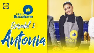 Antonia si Florin Dumitrescu gatesc contracronometru o Like in Bucatarie o Ep.1