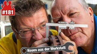 Pfusch an Audi-S3-Bremse inkl. Bremsbelag-Kanten brechen & Wasserpumpe mit Silikon abgedichtet 🤦♂️