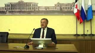 Ко  Дню местного самоуправления в Ижевске проводятся открытые уроки для старшеклассников