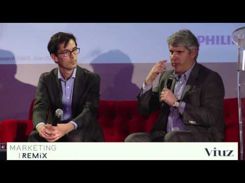 19- Marc-Antoine Hennel (Philips), Dan Wright (Amazon Media Group) - Marketing Remix by Viuz