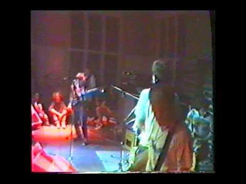 VERBAL ASSAULT live 1988, KANZLEI-ZENTRUM in Zürich/Schweiz