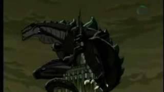 Godzilla la serie