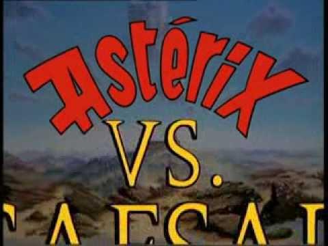 Asterix og Obelix og Cæsars Overraskelse - Asterix er her