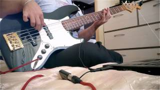 Guano Apes - Fanman (Bass Cover)