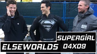 CRİSİS ON İNFİNİTE EARTHS Geliyor - Elseworlds part #3 (Supergirl 04x09) inceleme