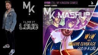 Marnik & Danko Vs. W&W & Groove Coverage - God Is Hymn