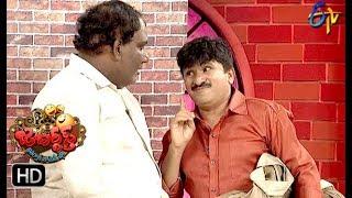 Rocket Raghava Performance | Jabardasth | 10th October 2019    | ETV  Telugu