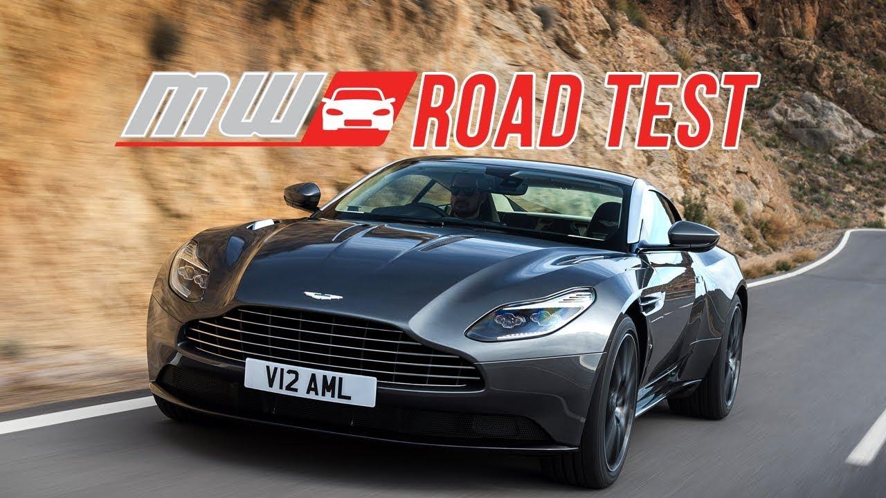 2017 Aston Martin Db11 Road Test