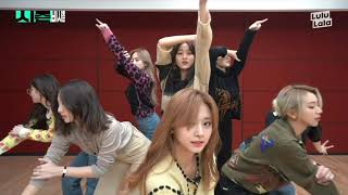 Download TWICE - I CAN'T STOP ME DANCE PRACTICE